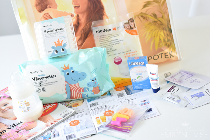 pampers gratis babybox